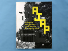 AJAP 2018 catalogue
