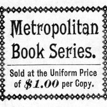 Metropolitan Series advertisements