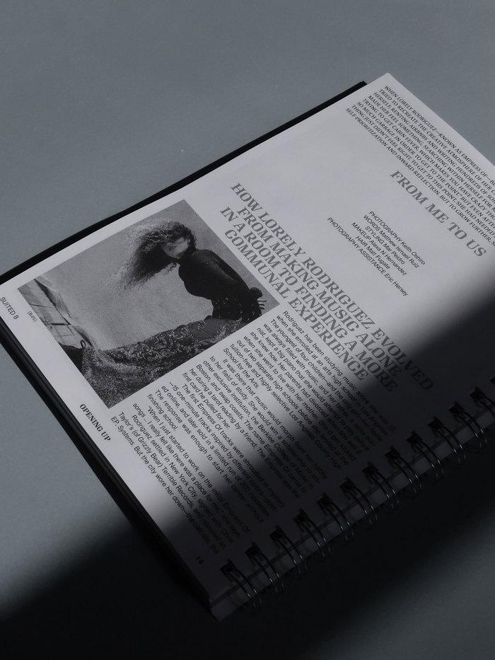 Suited Magazine, issue 8 7