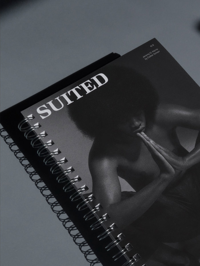 Suited Magazine, issue 8 2
