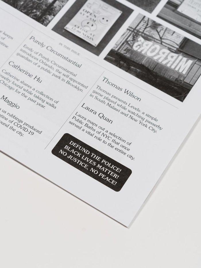 Pedestrian magazine, issue 05 2