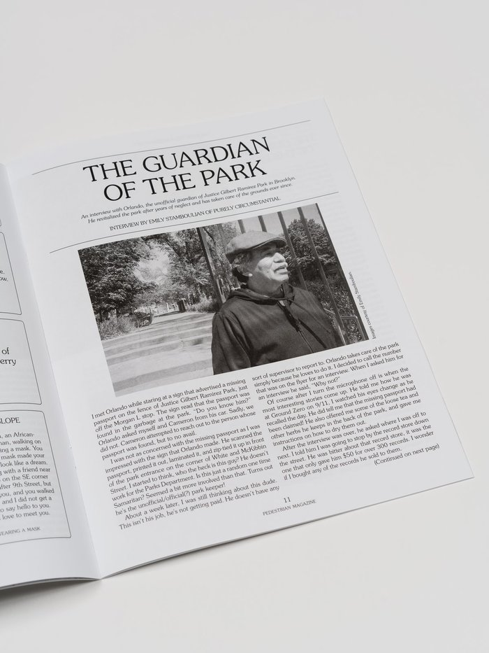 Pedestrian magazine, issue 05 3
