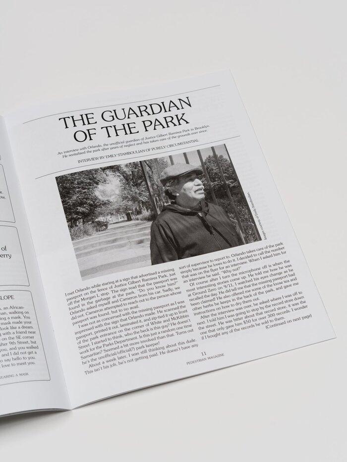Pedestrian magazine, issue 05 3