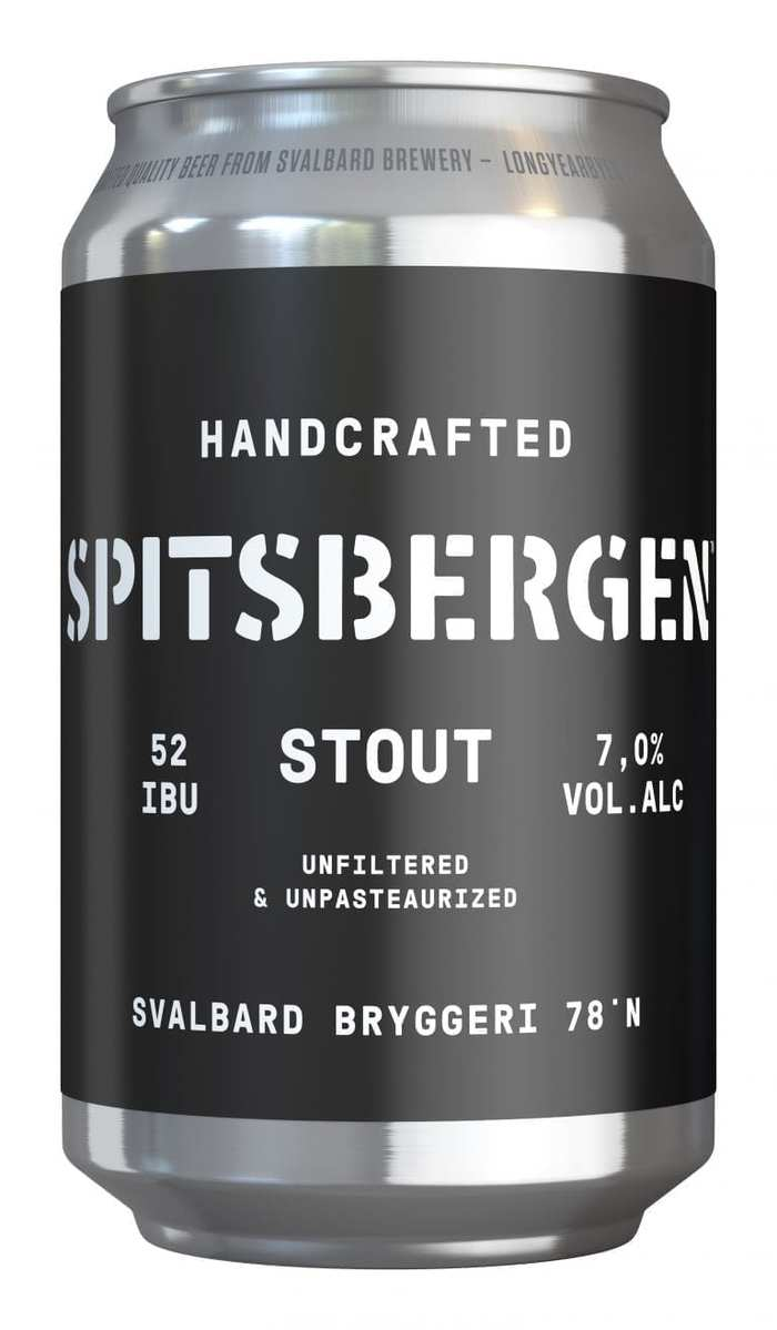 Svalbard Bryggeri Spitsbergen beer 3