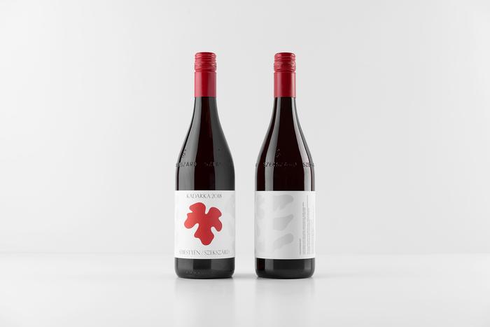 Sebestyén wine labels 5