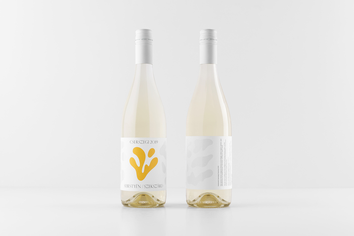 Sebestyén wine labels 2