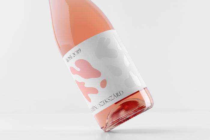 Sebestyén wine labels 4