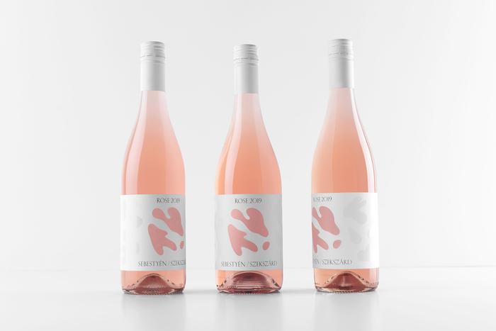 Sebestyén wine labels 3