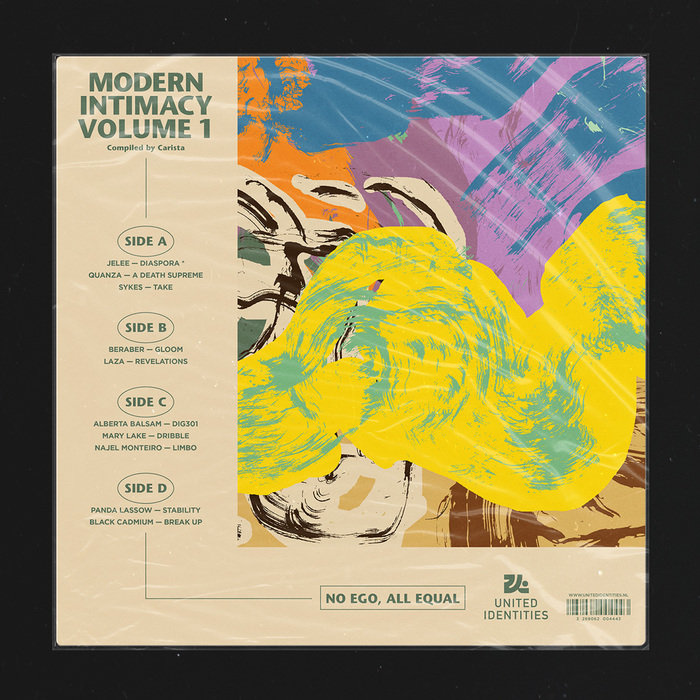 Modern Intimacy Vol. 1 album art 2