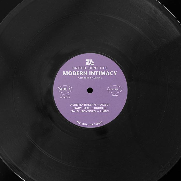 Modern Intimacy Vol. 1 album art 3