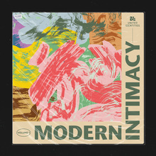 <cite>Modern Intimacy</cite> <cite>Vol. 1 </cite>album art