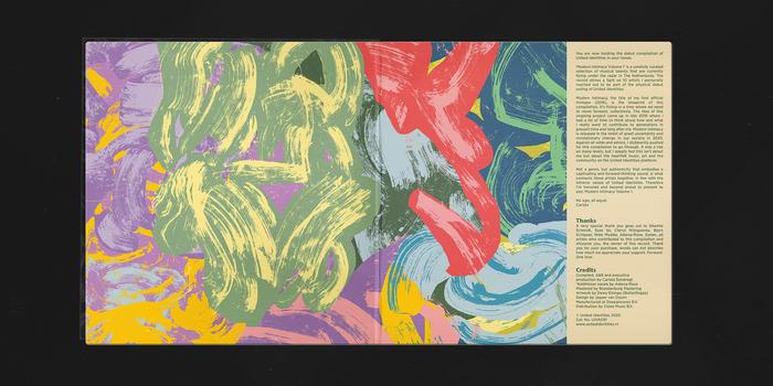 Modern Intimacy Vol. 1 album art 4