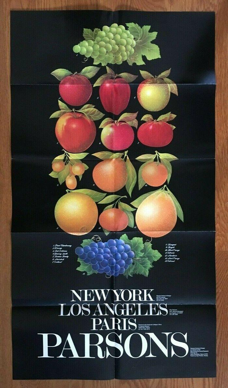 Parsons School of Design catalogs, 1982–84 4