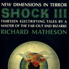 <cite>Shock</cite> paperback series by Richard Matheson (Dell)