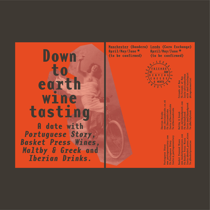 Down to Earth Wine Tasting poster 5