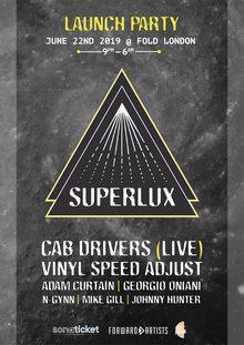Superlux flyers