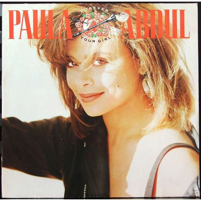 Paula Abdul – Forever Your Girl album art 1