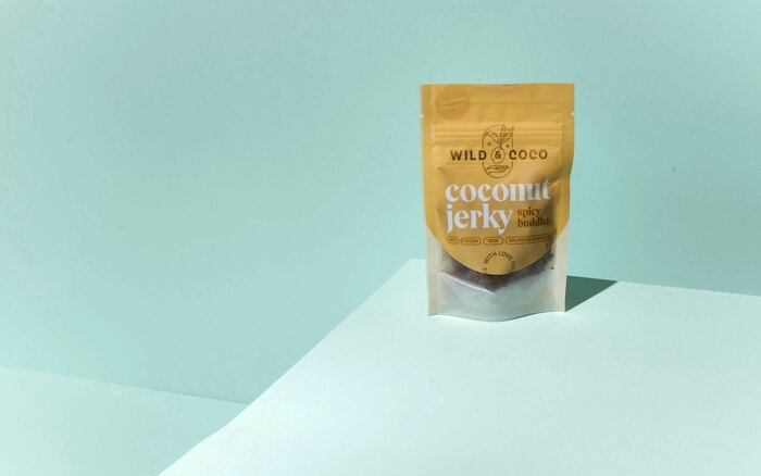 Wild & Coco packaging and visual identity 7