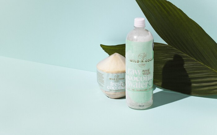 Wild & Coco packaging and visual identity 8