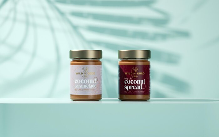 Wild & Coco packaging and visual identity 9