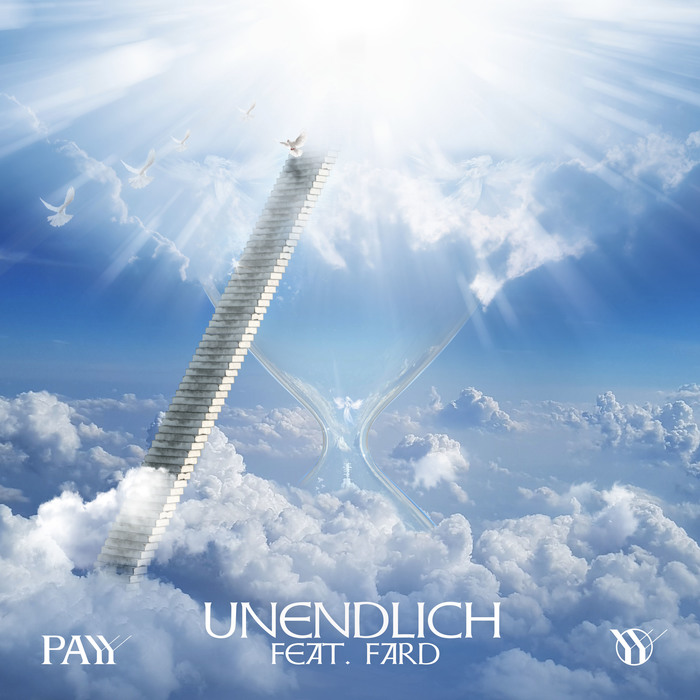 """Payy feat. Fard – """"Unendlich"""" single cover"""