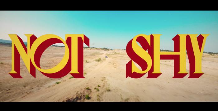 """Itzy – """"Not Shy"""" 3"""