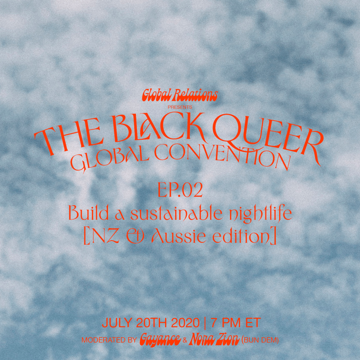 The Black Queer Convention by Global Relations 2