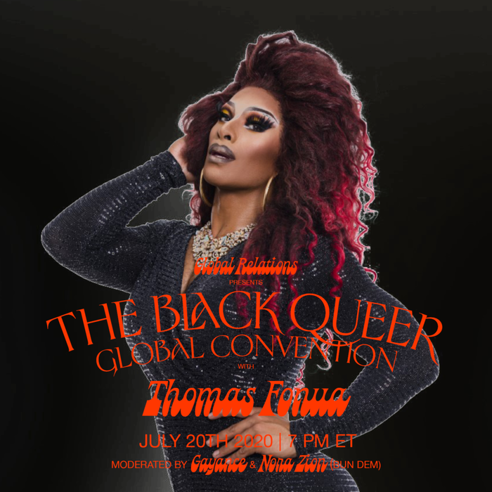 The Black Queer Convention by Global Relations 6
