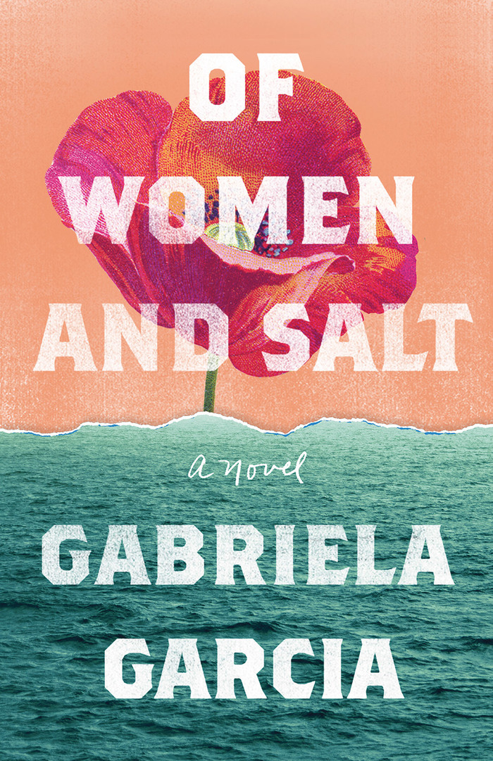 Of Women and Salt by Gabriela Garcia book jacket 1
