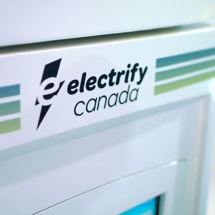 Logo variant for Electrify Canada.