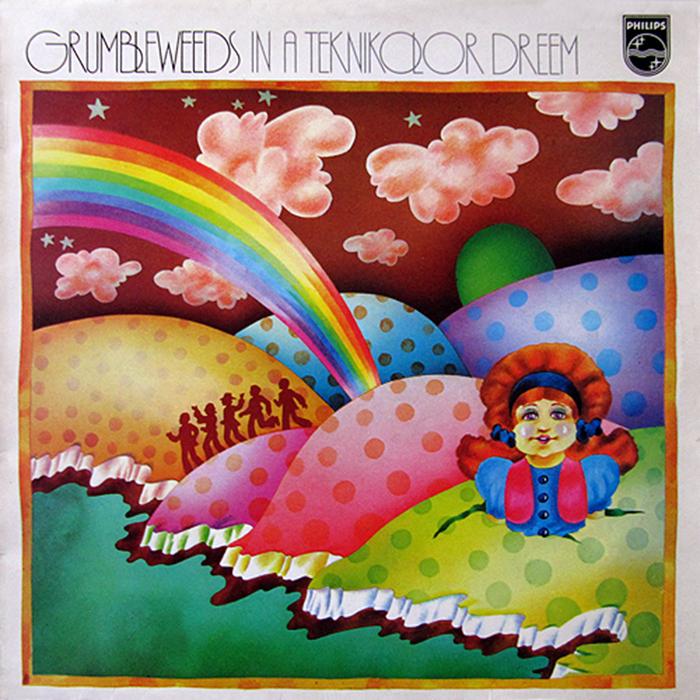 Grumbleweeds  –  In A Teknikolor Dreem album art 2