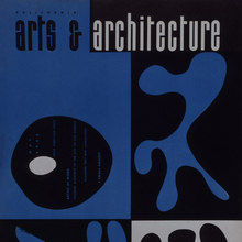 <cite>Arts &amp; Architecture</cite>, May 1943