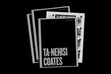 Ta-Nehisi Coates booklet