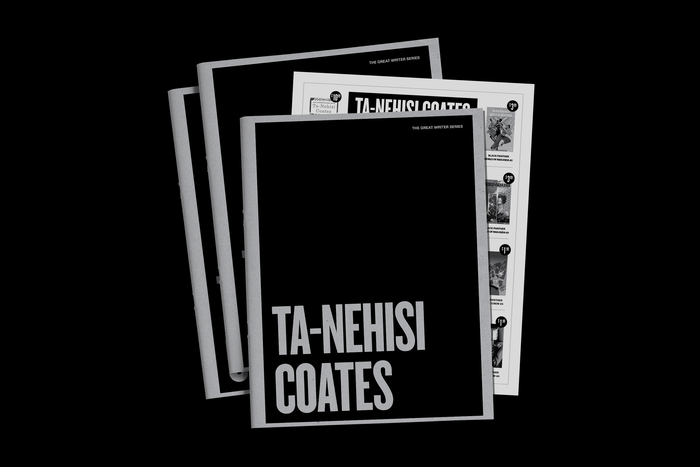 Ta-Nehisi Coates booklet 1