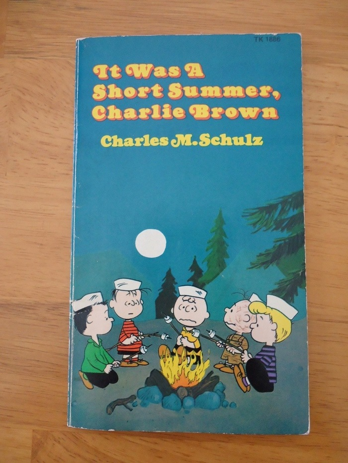 """""""It was a Short Summer, Charlie Brown"""""""