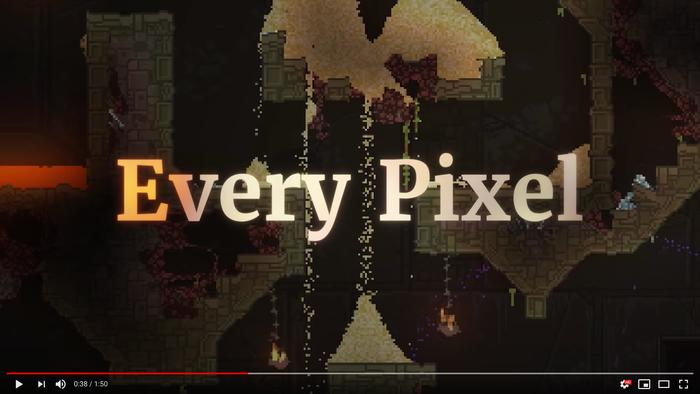 Noita promotional video 4