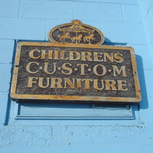 Childrens Custom Furniture