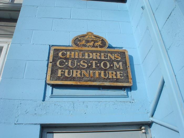 Childrens Custom Furniture
