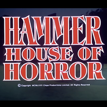 <cite>Hammer House of Horror</cite> (1980) titles