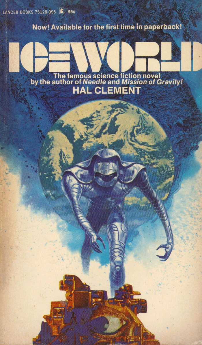 Iceworld by Hal Clement (Lancer)