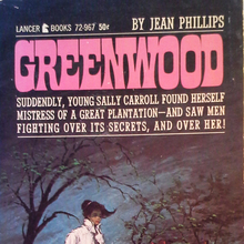 <cite>Greenwood</cite> by Jean Phillips (Lancer)