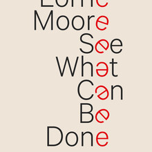 <cite>See What Can be Done</cite> by Lorrie Moore (Faber)