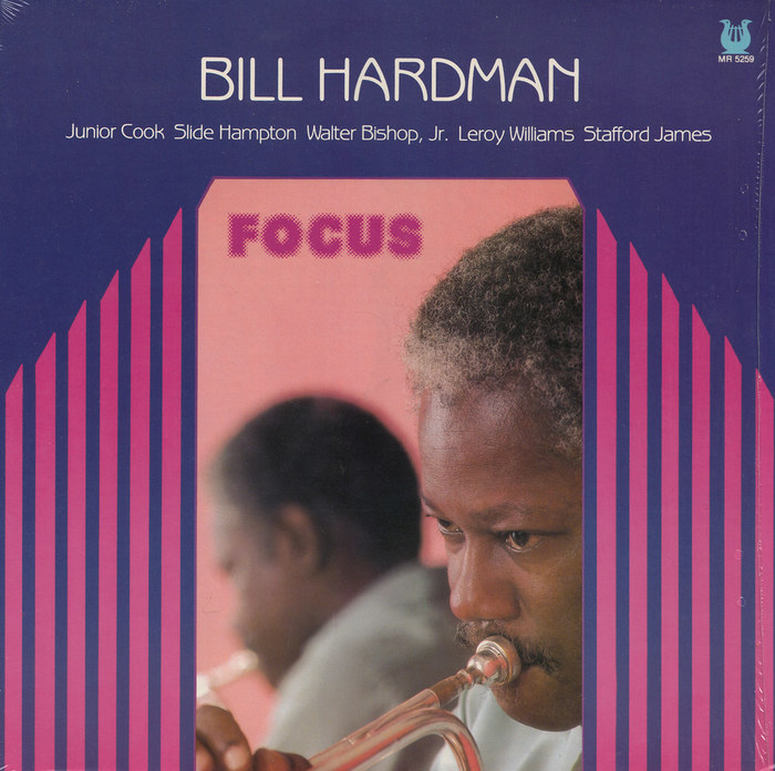 Bill Hardman – Focus album art