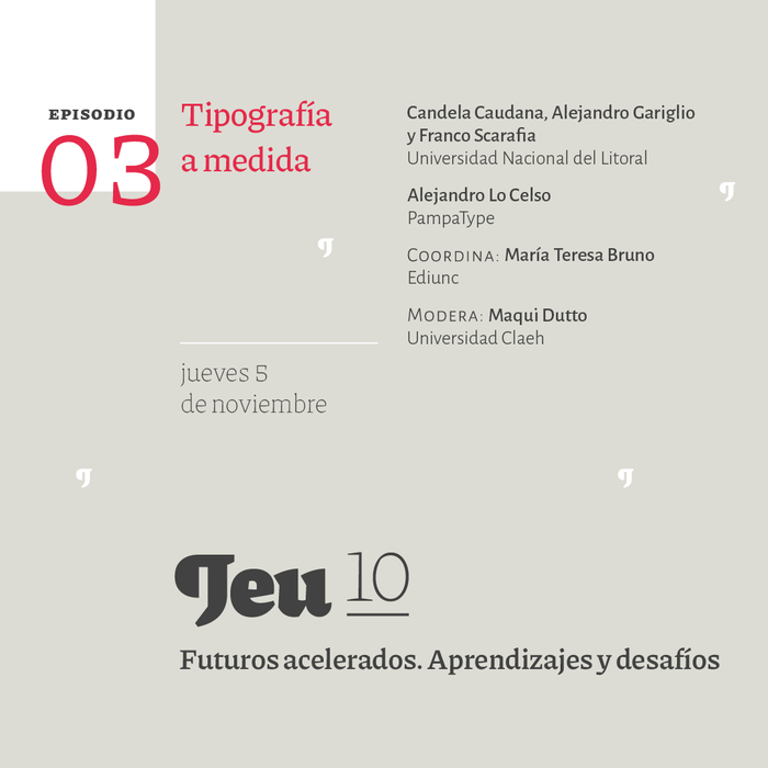 Jornadas de Edición Universitaria 10 5