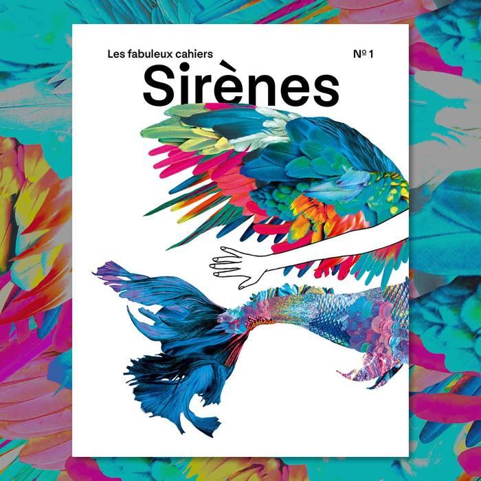 "Les fabuleux cahiers Nº1, ""Sirènes"" 1"