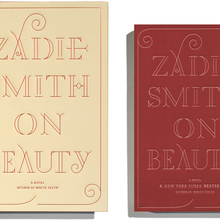 <cite>On Beauty</cite> by Zadie Smith (Penguin, 2005)
