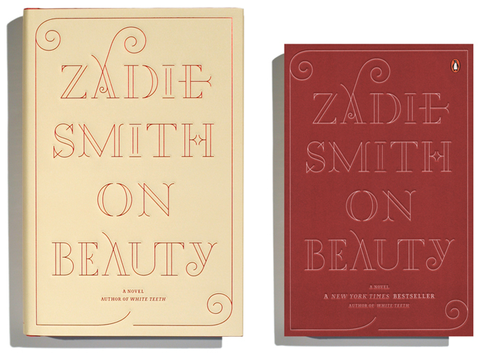 On Beauty by Zadie Smith (Penguin, 2005) 1