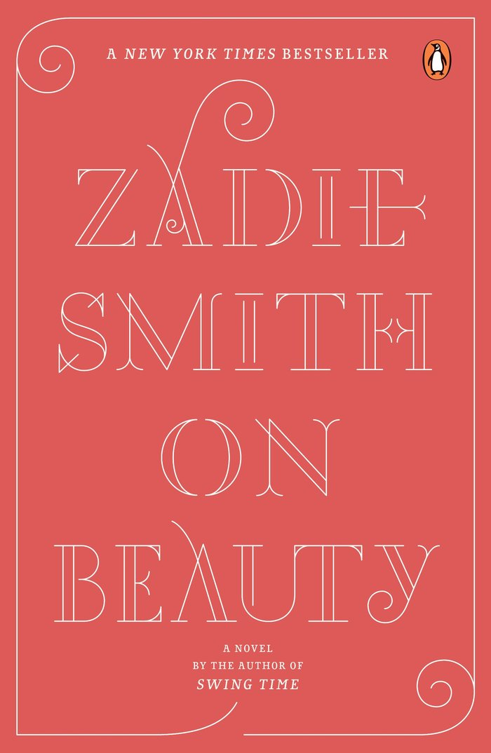 On Beauty by Zadie Smith (Penguin, 2005) 3
