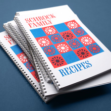 <cite>Schrock Family Recipes</cite>
