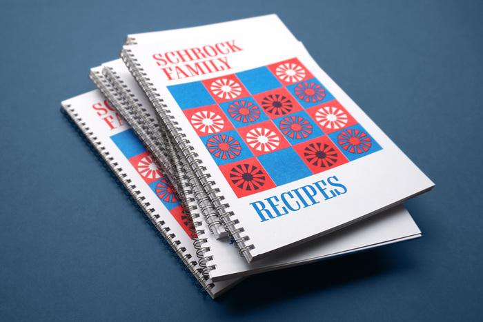 Schrock Family Recipes 1